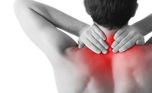douleur au cou