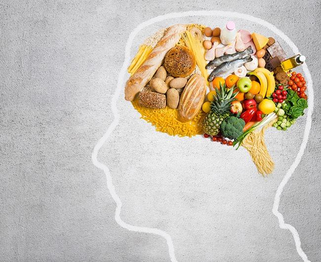 aliment bon pour le cerveau, la concentration, la mémoire