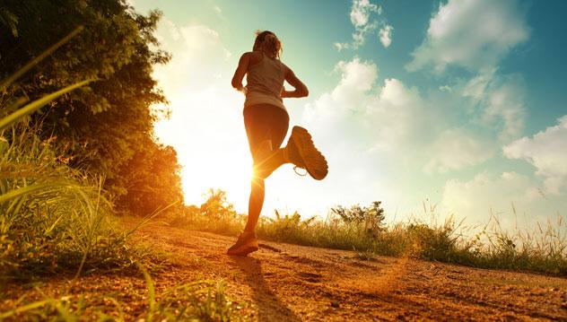 course à pied, courir, sport, garder la ligne, bon pour la santé