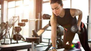 microbes salle de gym