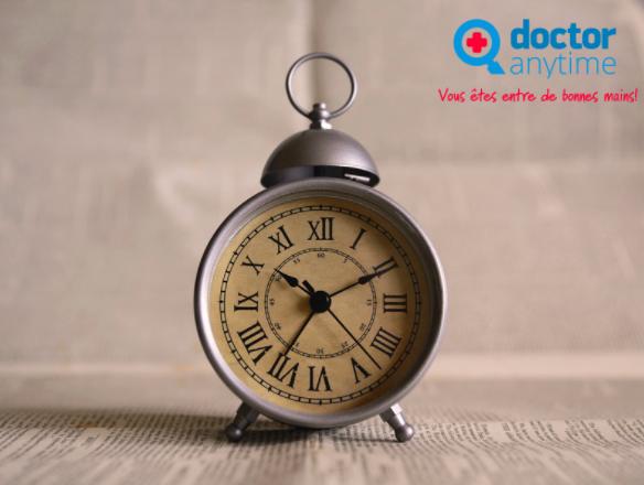temps d'attente , agenda , doctoranytime , cabinet médical