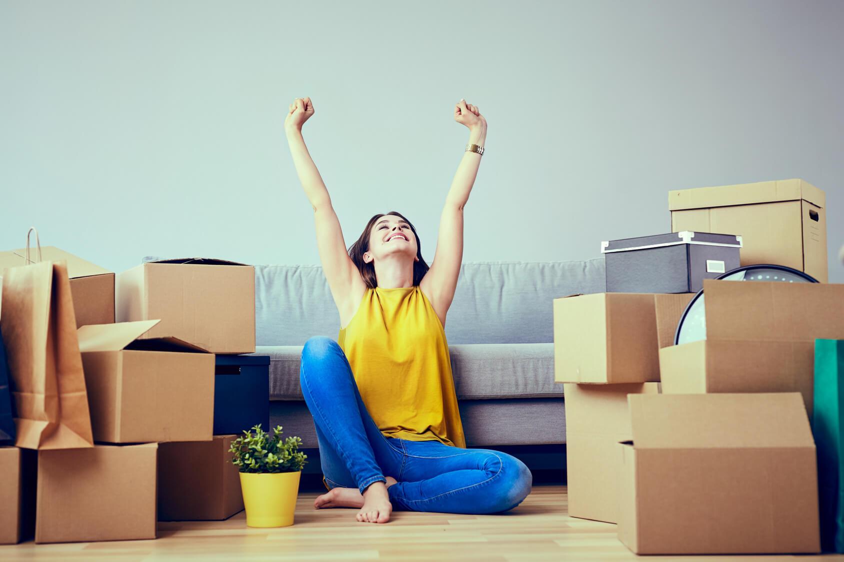 déménager sans stress