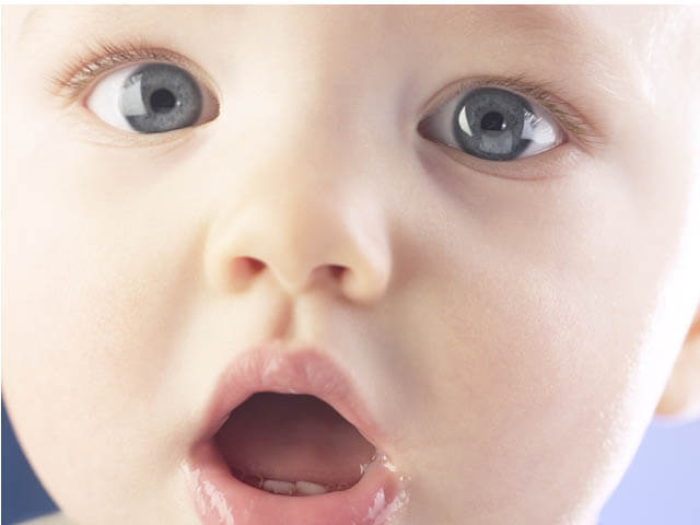 otite bébé